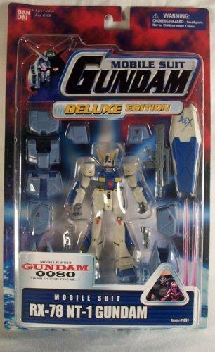 MOBILE SUIT GUNDAM RX-78NT-1 Gundam 0080 - 0080 Mobile Gundam Suit