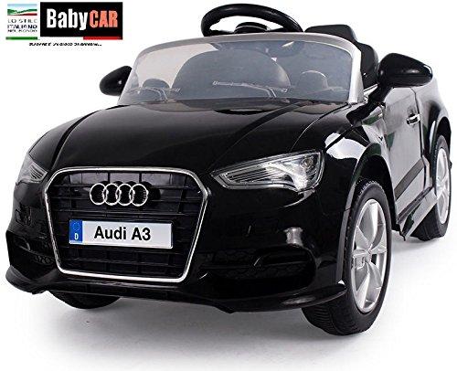 Audi A3 con Telecomando Babycar