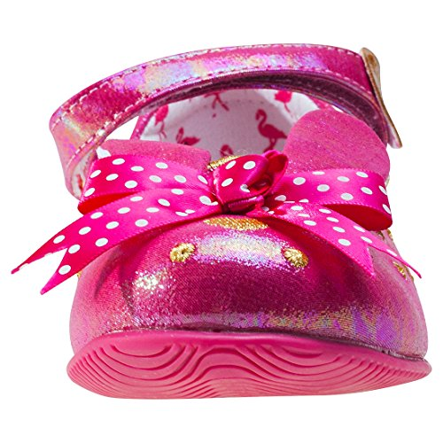 Irregular Choice Mädchen Mary Janes schuhe Pink