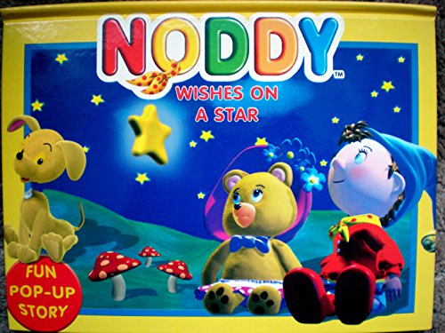 Noddy Wishes on a Star Pop Up Book