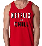 Netflix and Chill Vest (RED, L)