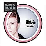 Heroes (40th Anniversary Picture Disc Edition) [7' Vinyl]