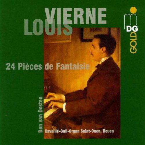 Fantasiestücke (gespielt an der Cavaille-Coll-Orgel Saint-Ouen, Rouen)