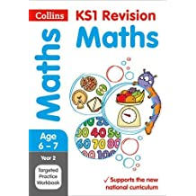 Year 2 Maths SATs Targeted Practice Workbook (Collins KS1 Revision and Practice)