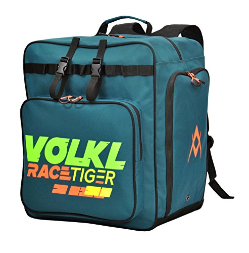 Völkl Race Boot & Helmet Backpack Zaino per sci (Fir