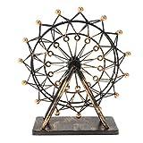 MagiDeal Vintage Liebe Riesenrad-Modell Haus Dekoration Für Weinachten Geburtstag Geschenk