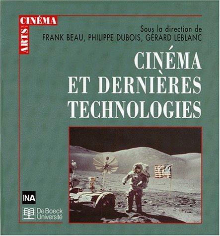Cinéma et dernières technologies