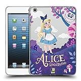 Head Case Designs Alice Im Wunderland Märchen Soft Gel Hülle für iPad Mini 1 / Mini 2 / Mini 3