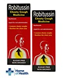Best Cough Syrups - Robitussin Chesty Cough Mixture Syrup 100ml **2 PACK Review