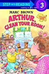 Arthur, Clean Your Room! (Step into Reading)