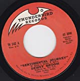 'sentimen tal Journey/What Will My Mary Say (7/45 RPM)