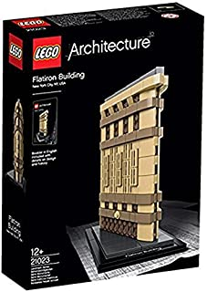 Lego Architecture 21023 - Grattacielo Flatiron (B00NVDKWII) | Amazon price tracker / tracking, Amazon price history charts, Amazon price watches, Amazon price drop alerts