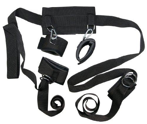 Preisvergleich Produktbild Bad Kitty Exotic Wear BK Fesselset breit,  1er Pack