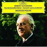 Schumann: Davidsbündlertänze; Concert sans orchestre