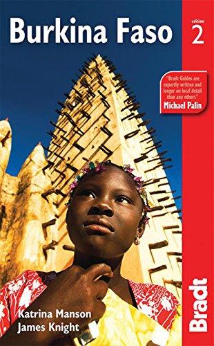 Burkina Faso (Bradt Travel Guides) por Katrina Manson
