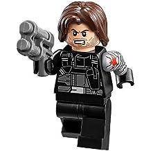 LEGO Marvel Winter Soldier (Civil War Version) Minifigure by LEGO