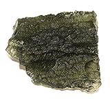 Moldavit MOLD17S2419 Kristall, hohe Vibration, 7,4 g