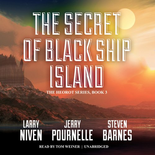 The Secret of Black Ship Island  Audiolibri