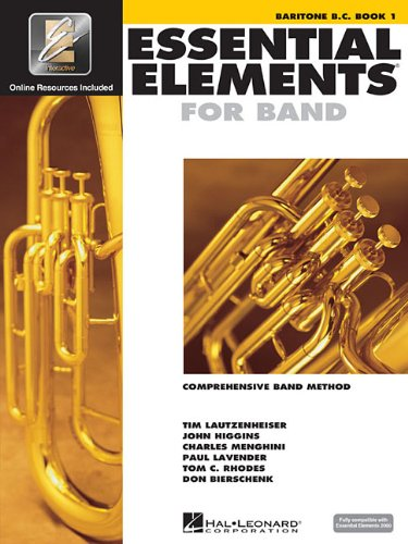 Essential elements 2000 book 1 +enregistrements online