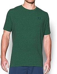 Under Armour Herren Fitness Cc Left Chest Lockup Kurzarm T-Shirt