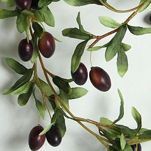 artificial-olive-garland