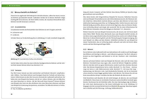 Roboter bauen mit Arduino: Die Anleitung für Einsteiger (Galileo Computing) - 3