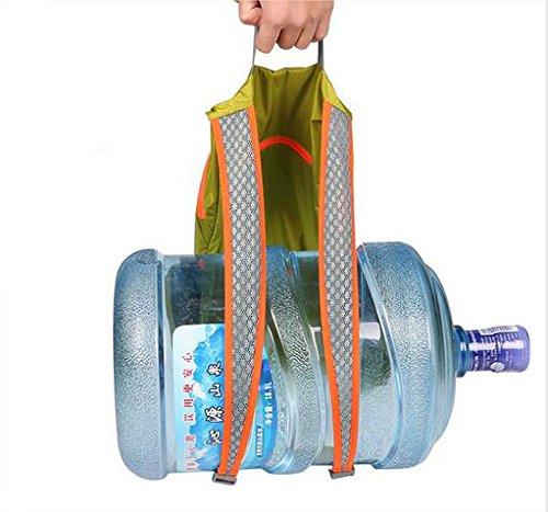 LOVE STUDIO,Sport-Rucksack im Freien beweglicher faltbarer Schulter Beutel Spielraum Bergsteigen Beutel wasserdichte Nylon Sport Haut Beutel Schulter Beutel Männer u. Frauen Universal Black