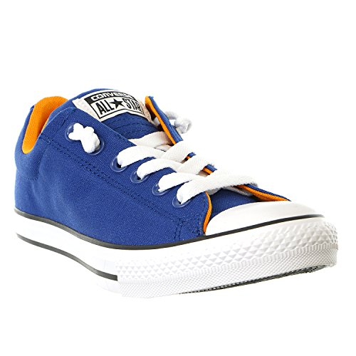 Converse Kids CTAS Street-Mid-White-K Roadtrip Blue/Orange/White
