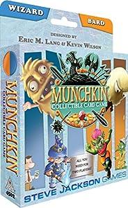 Steve Jackson Games sjg04502No Munchkin CCG: Wizard/Bard Starter Set (en inglés), Parte