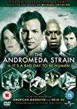 The Andromeda Strain: Series 1 [DVD]