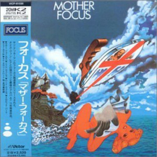 Mother Focus (Ltd. Paper Sleev -