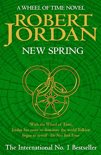 Cover of New Spring: A Wheel of Time Prequel