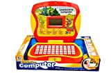 #10: Toyshine English, Maths Learning Laptop for Kids With Mouse and 25 Activities, Red