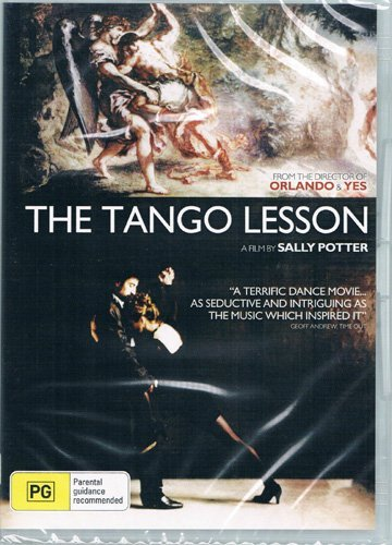 Lezioni Di Tango / The Tango Lesson (1997) ( La Leçon de tango ) [ Origine Australiano, Nessuna Lingua Italiana ]