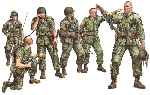 italeri-510000309-set-paracadutisti-statunitensi-in-miniatura-scala-135-6-figure