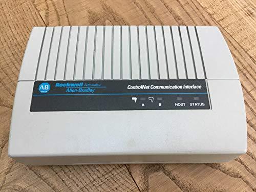 Rockwell-allen Bradley (1770-KFC15 Allen-Bradley Rockwell Automation ControlNet Communication Interface Module 1770KFC15 10612598180834)
