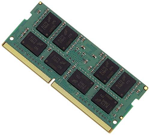 Crucial CT16G4SFD824A 16GB Speicher (DDR4, 2400 MT/s, PC4-19200, DR x8, SODIMM, 260-Pin)