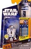 R2-D2 Droid mit Licht & Sound + Battle Game Card Star Wars Saga Legends von Hasbro