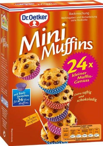 Dr. Oetker Mini Muffins, 270 g