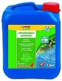 Sera 07234 pond crystal 5 Liter für 50.000 Liter (bei grünem Wasser) für ungetrübte Teichfreude - gegen Schwebealgen