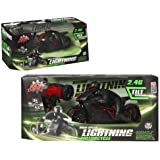 333-MT01A MOTO RADIOCONTROL HIGH-SPEED LIGHTNING MOTORCYCLE