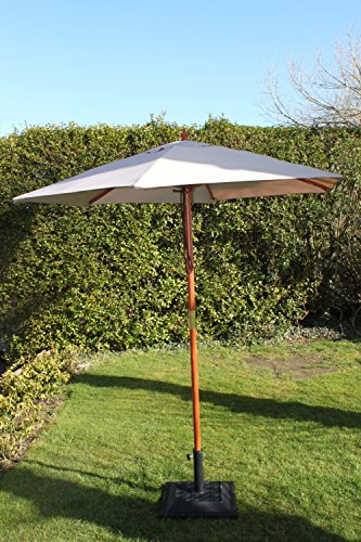 olive-grove-25m-wide-garden-parasol-umbrella-in-mushroom-brown-colour