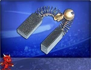 Balais de Charbon Scie Sauteuse Bosch GST 55 P, Scie Circulaire PKS 40, PKS 46, KS 550