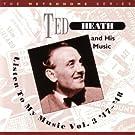 Listen To My Music Vol. III '47-'48