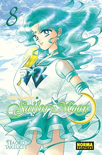 Sailor Moon 8 (CÓMIC MANGA)