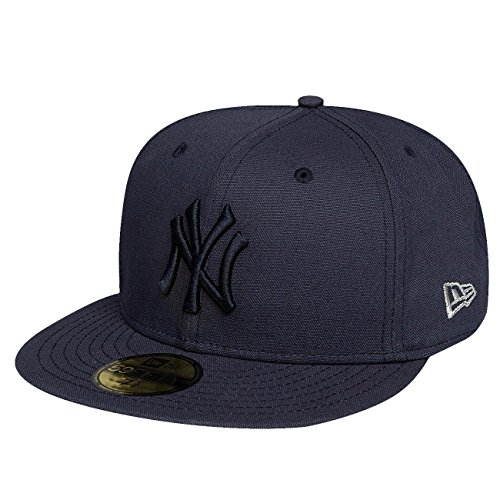 New Era Homme Casquettes / Fitted Leopard New York Yankees Bleu