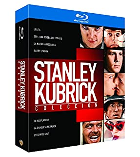 Colección Kubrick Blu-Ray [Blu-ray] (B01KWA4HWO) | Amazon price tracker / tracking, Amazon price history charts, Amazon price watches, Amazon price drop alerts