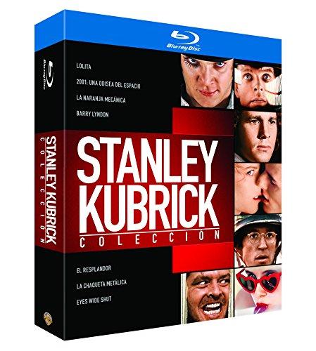 Colección Kubrick [Blu-ray] 517ZuqkyryL