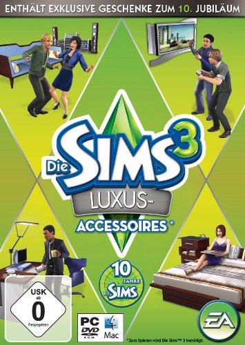 Electronic Arts Die Sims 3: Luxus (Accessoires)