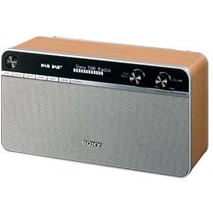 Sony XDR-S16DBP Radio portatile